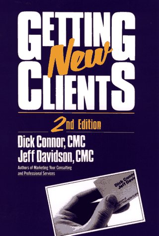 9780471555285: Getting New Clients