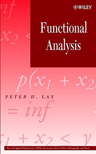 9780471556046: Functional Analysis