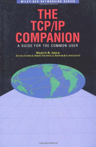 9780471556312: The TCP/IP Companion: A Guide for the Common User