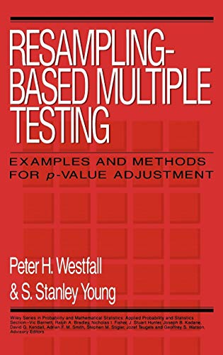 9780471557616: Resampling-Based Multiple Testing: Examples and Methods for P-value Adjustment (Wiley Series in Probability and Statistics)