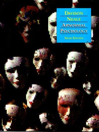 9780471557715: Abnormal Psychology