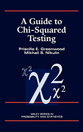 9780471557791: A Guide to Chi-Squared Testing (Wiley Series in Probability and Statistics)