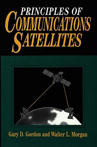 9780471557968: Principles of Communications Satellites