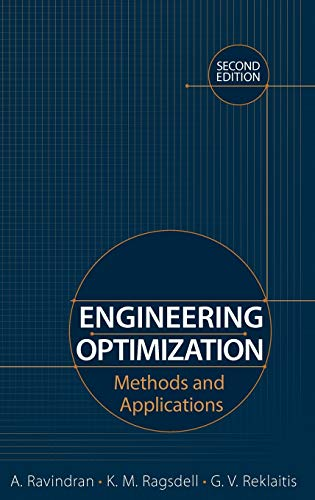 9780471558149: Engineering Optimization: methods and applications