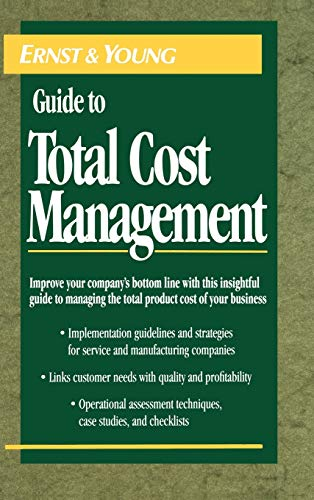9780471558774: The Ernst and Young Guide to Total Cost Management
