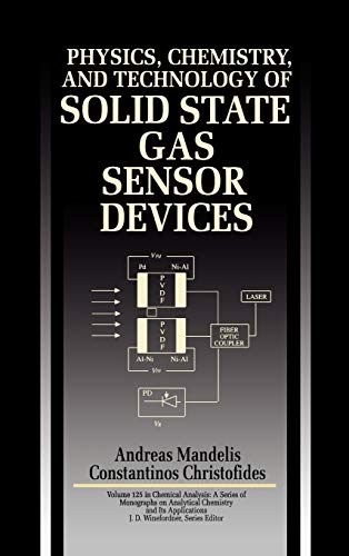 9780471558859: Physics, Chemistry and Technology of Solid State Gas Sensor Devices