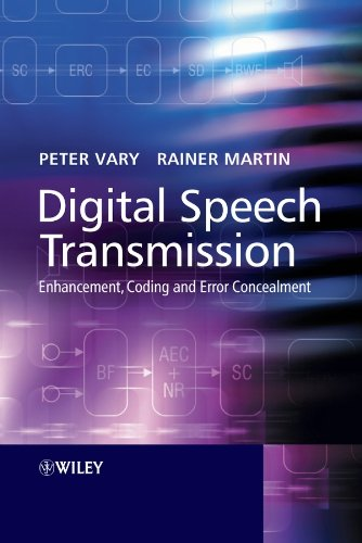 9780471560180: Digital Speech Transmission: Enhancement, Coding and Error Concealment