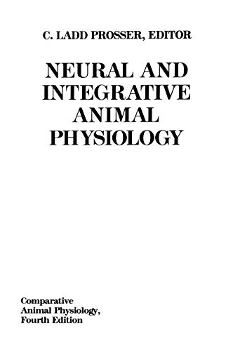 Comparative Animal Physiology: Neural and Integrative Animal Physiology v.2 (Hardback)