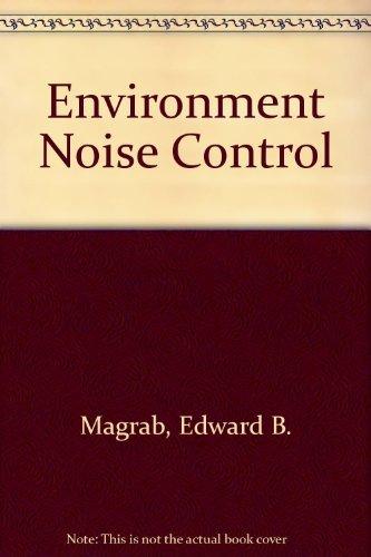 9780471563440: Environment Noise Control