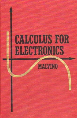 9780471566007: Calculus for Electronics