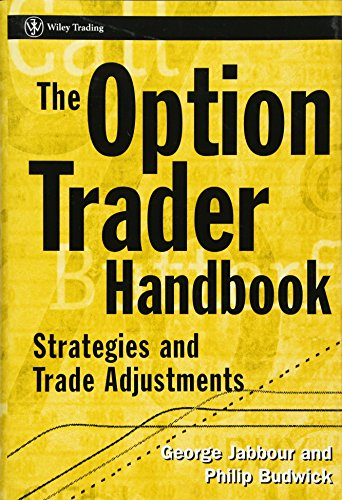 9780471567073: The Option Trader Handbook: Strategies and Trade Adjustments (Wiley Trading)