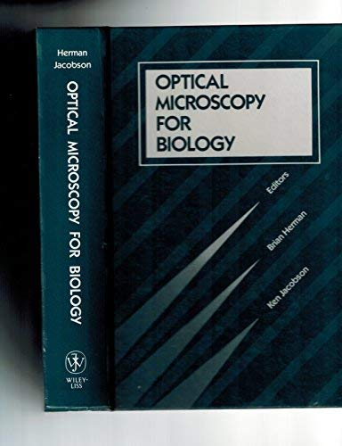 9780471567622: Optical Microscopy for Biology