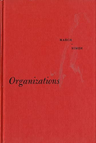 9780471567936: Organizations,