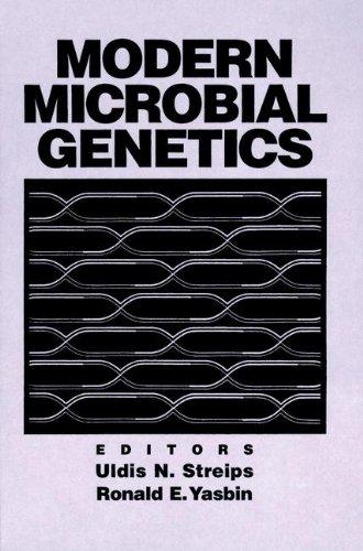 9780471568452: Modern Microbial Genetics