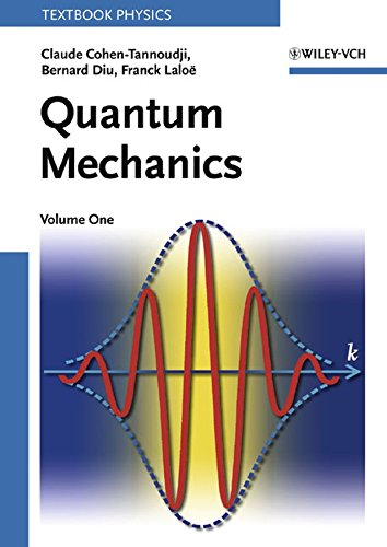 9780471569527: Quantum Mechanics (2 vol. set)