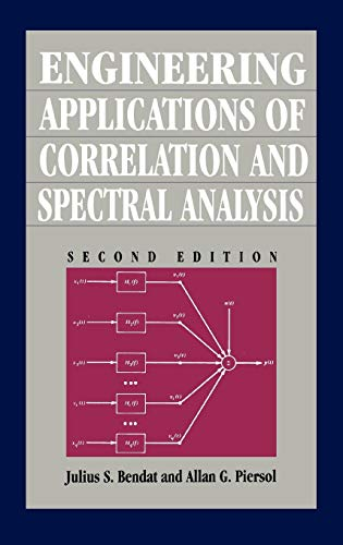 9780471570554: Engineering Applications of Correlation and Spectral Analysis