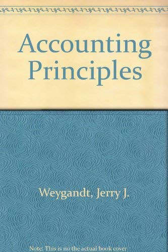 9780471570646: Accounting Principles