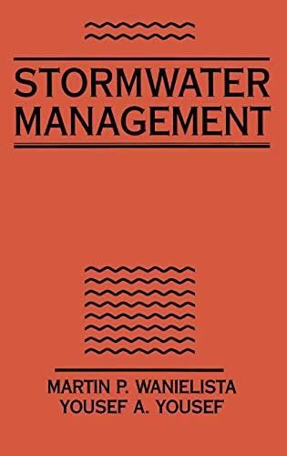 9780471571353: Stormwater Management