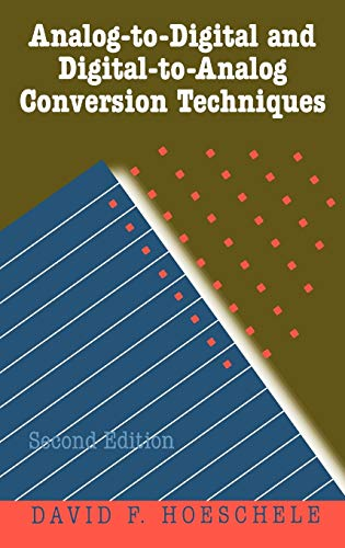 9780471571476: Analog-to-Digital and Digital-to-Analog Conversion Techniques, 2nd Edition