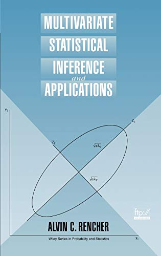 9780471571513: Multivariate Statistical Inference and Applications