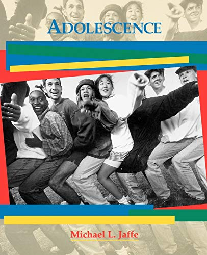 9780471571902: Adolescence