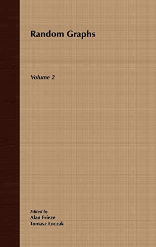 9780471572923: Random Graphs: Volume 2