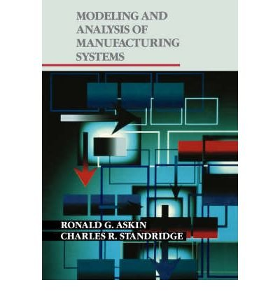 9780471573692: Modeling and Analysis of Manufacturing Systems