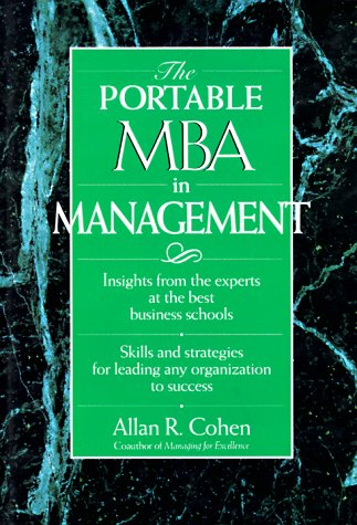 9780471573791: The Portable MBA in Management (Portable MBA (Wiley))