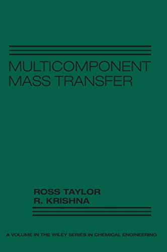 9780471574170: Multicomponent Mass Transfer (Wiley Series in Chemical Engineering)
