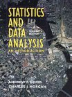 9780471574248: Statistics and Data Analysis: An Introduction
