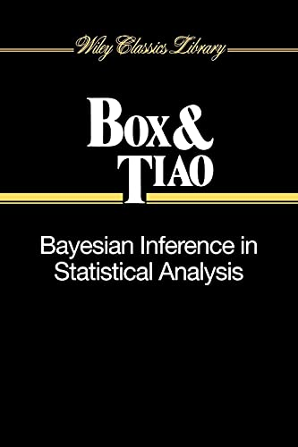 9780471574286: Bayesian Inference in Statistical Analysis