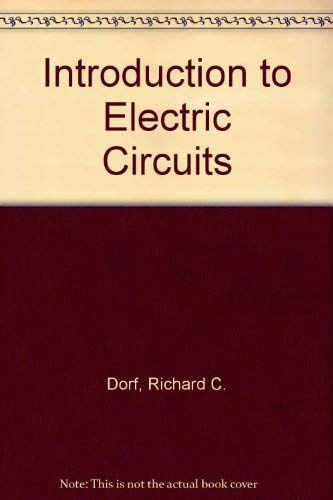 9780471574514: Introduction to Electric Circuits