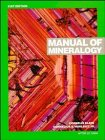 9780471574521: Manual of Mineralogy