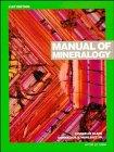 9780471574521: Manual of Mineralogy (after James D. Dana)