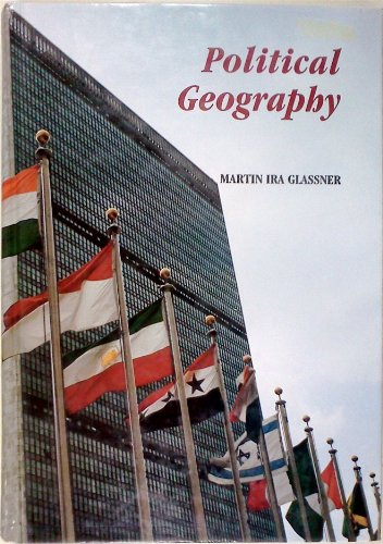 9780471574859: Political Geography