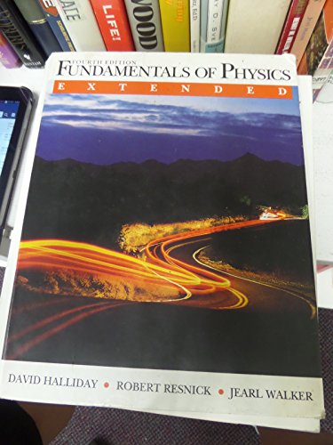 9780471575788: Fundamentals of Physics: Extended, With Modern Physics