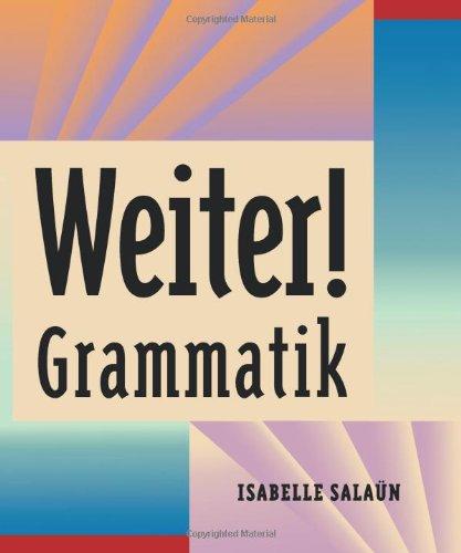 9780471576587: Weiter! Grammatik