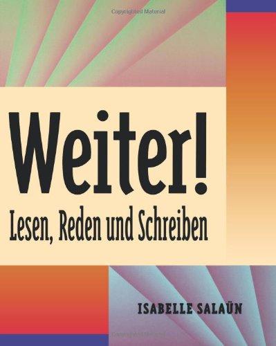 9780471576594: Weiter! Grammatik , German Reader