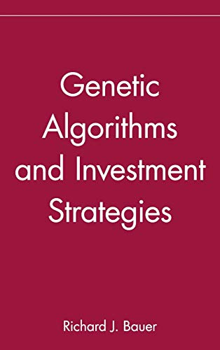 9780471576792: Genetic Algorithms and Investment Strategies