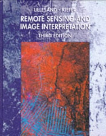 9780471577836: Remote Sensing and Image Interpretation