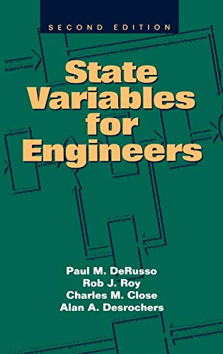 9780471577959: State Variables for Engineers