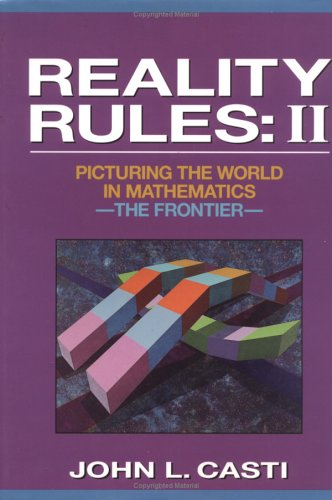 9780471577980: Reality Rules, The Frontier (Reality Rules Vol. 2) (Volume 2)