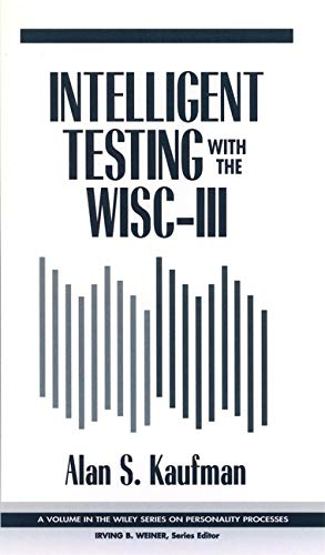 9780471578451: Intelligent Testing With the Wisc-III