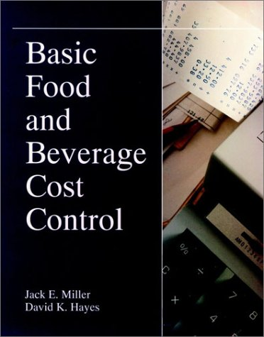 9780471579182: Basic Food and Beverage Cost Control