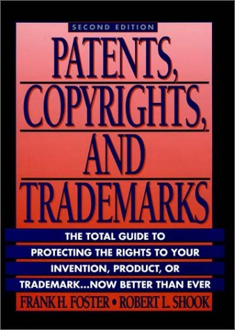 9780471581246: Patents, Copyrights, & Trademarks (Wiley Small Business Edition)