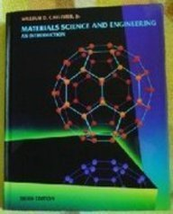 Materials Science and Engineering: An Introduction: William D. Callister