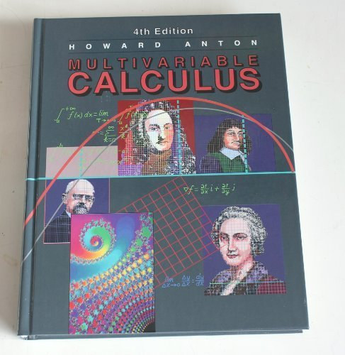 9780471582472: Multivariable Calculus
