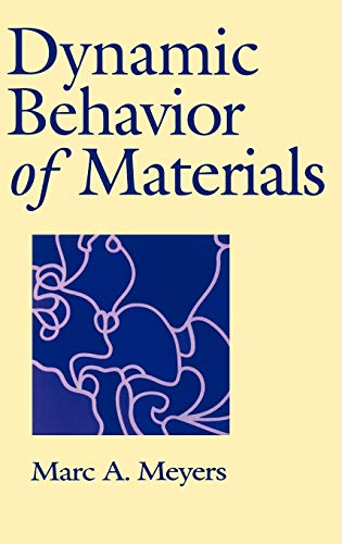 9780471582625: Dynamic Behavior of Materials