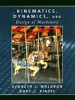 9780471583998: Kinematics, Dynamics, and Design of Machinery