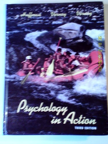 9780471584094: Psychology in Action